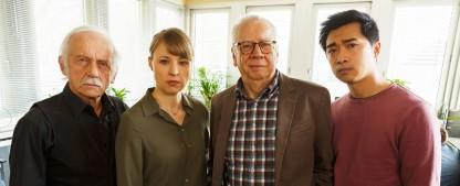"""""""Rentnercops"""": Starttermin für neues Ermittler-Duo steht fest – Peter Lerchbaumer übernimmt Rolle von Wolfgang Winkler – Bild: ARD/Kai Schulz"""