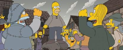 """Quoten: Schwacher """"Simpsons""""-Staffelstart, """"Armes Deutschland"""" bei RTL II im Höhenflug – ZDF holt sich mit Kreuzfahrt-Doku den Tagessieg – Bild: FOX"""