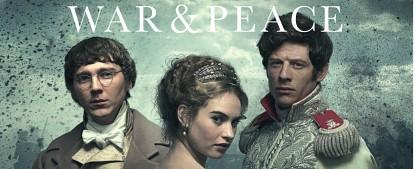 """""""War & Peace"""": BBC veröffentlicht beeindruckenden Trailer zur Tolstoi-Verfilmung – Sechsteiler mit Paul Dano, Lilly James und James Norton – Bild: BBC"""