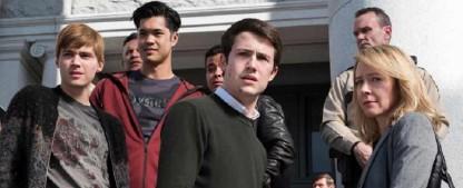 """""""Tote Mädchen lügen nicht"""": Ausführlicher Trailer zur letzten Staffel des Netflix-Dramas – Für Clay Jensen beginnt das letzte Schuljahr – Bild: Netflix"""