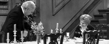 """""""Dinner for One"""" wird erstmals in Großbritannien gezeigt – Alle TV-Termine des Kultsketchs an Silvester 2018 – Bild: NDR/Annemarie Aldag"""