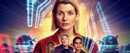 """""""Doctor Who"""": Zwei Hauptdarsteller verabschieden sich überraschend – Neujahrs-Special wird letzter Auftritt sein – Bild: BBC"""