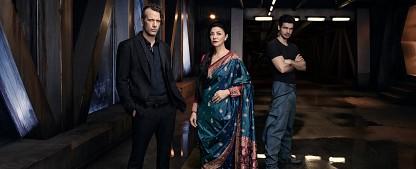 """Syfy verlängert """"The Expanse"""", bestellt vierte und finale Staffel für """"12 Monkeys"""" – Sender verkündet Binge-Modell für Zeitreise-Serie – Bild: Syfy"""