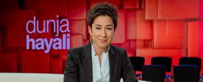 """[UPDATE] Dunja Hayali talkt bald wieder nur noch im Sommer – Vertretung für """"Maybrit Illner"""" ab Juli mit fünf neuen Ausgaben – Bild: ZDF/Svea Pietschmann"""