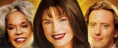 """""""Ein Hauch von Himmel"""": Bibel TV wiederholt Serienklassiker – Engel Monica und ihre Gehilfen wandeln wieder auf Erden – Bild: CBS"""