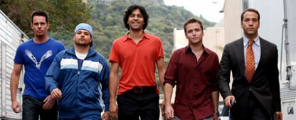 """""""Entourage"""": Trailer zur Filmfortsetzung veröffentlicht – Erster Blick auf die Rückkehr von Vince und seinen Jungs – Bild: Warner Bros. TV/HBO"""