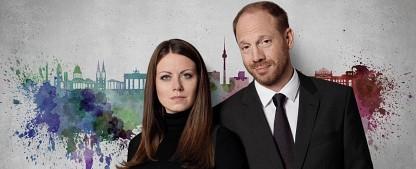 """Quoten: """"Herr und Frau Bulle"""" sichern sich den Tagessieg – ZDF-Krimi beim Gesamtpublikum erfolgreich, """"Supertalent"""" in der Zielgruppe – Bild: ZDF/KNSK/Tobias Schult"""