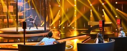 """Hat """"FameMaker"""" von Stefan Raab das Zeug zum neuen TV-Lagerfeuer? – Review – Neue ProSieben-Musik-Rateshow wird hohen Erwartungen nicht gerecht – Bild: ProSieben/Willi Weber"""