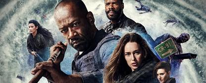 """""""Fear the Walking Dead"""": Trailer zur zweiten Hälfte der vierten Staffel – Neuzugänge von Aaron Stanford (""""12 Monkeys"""") und Daryl Mitchell (""""NCIS: New Orleans"""") verkündet – Bild: AMC"""