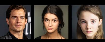 """""""The Witcher"""": Rollen von Ciri und Yennefer in Netflix-Serie besetzt – Jungdarstellerinnen Anya Chalotra und Freya Allan übernehmen zentrale Rollen – Bild: Netflix"""