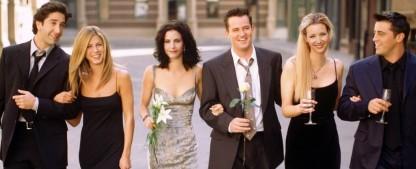 """""""Friends"""": Courteney Cox wiederholt ihren Truthahn-Stunt – Darstellerin mit charmantem Thanksgiving-Scherz – Bild: Warner Bros. Television"""