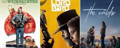 Die beste Serie des Jahres 2020 – Das Review-Jahr im Rückblick – Bild: Netflix; Showtime; Prime Video