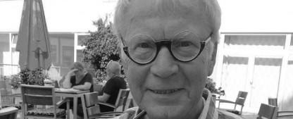"""Schauspieler Gernot Endemann ist tot – Schorsch aus der """"Sesamstraße"""" wurde 77 Jahre alt – Bild: Facebook/Gernot Endemann"""