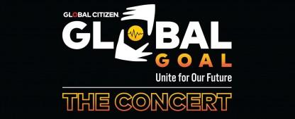 """Mit Dwayne Johnson, Miley Cyrus und Coldplay: ARD überträgt """"Global Goal""""-Benefizkonzert – Starbesetztes Charity-Konzert in der Samstagnacht – Bild: Global Citizens"""