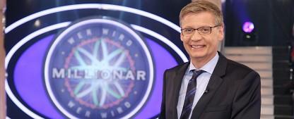 """Günther-Jauch-Mania zum Ende des Jahres bei RTL – Zahlreiche """"Wer wird Millionär?""""-Specials im Dezember – Bild: MG RTL D / Stefan Gregorowius"""