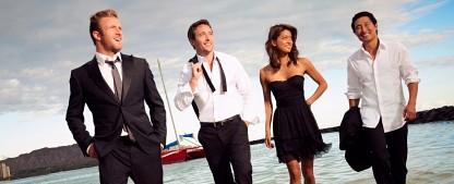 """""""Hawaii Five-0"""" landet bei kabel eins – Crimeserie ersetzt """"Navy CIS"""" am Samstagabend – Bild: CBS"""