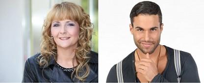 """Bericht: Helena Fürst und David Ortega (""""Köln 50667"""") ziehen ins Dschungelcamp – Zwei weitere Kandidaten für """"IBES"""" 2016 – Bild: RTL/Frank Hempel/RTL II"""