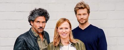 """""""Herz über Kopf"""": Eine """"Crimenovela"""" soll RTL-Nachmittag helfen – Mit Darstellern aus """"Verbotene Liebe"""" und """"Lindenstraße"""" – Bild: TVNOW/Gregorowius"""