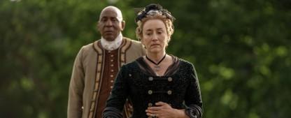 """""""Outlander"""": Überraschende Rückkehr in der Folge """"Letzte Worte"""" – Review – Unser Recap zur achten Episode der fünften Staffel – Bild: Starz"""