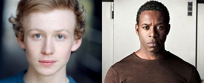 """""""Outlander"""": Zwei Neuzugänge für die dritte Staffel – John Bell und Wil Johnson verstärken das Ensemble – Bild: IMDB/BBC One"""
