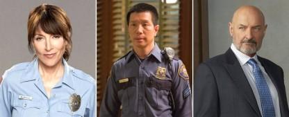 Casting-Ticker: Neue Rollen für Katey Sagal, Terry O'Quinn, Reggie Lee, Andrew Scott und mehr – Neue Castzugänge der vergangenen Tage – Bild: CBS, NBC, ABC