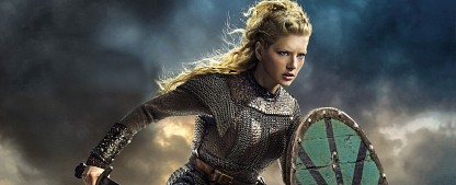 """Vikings""-Star Katheryn Winnick übernimmt Hauptrolle in ""The Big Sky"" – Serie von David E. Kelley bei ABC bereits bestellt – Bild: History"