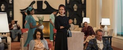 """""""Ratched"""": """"Einer flog über das Kuckucksnest""""-Prequel startet im September – Netflix kündigt Ryan-Murphy-Serie mit Sarah Paulson an – Bild: Netflix"""