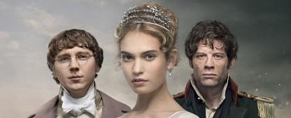 """""""Krieg und Frieden"""": RTL Passion zeigt opulente britische Neuverfilmung – Kostüm-Epos ab Januar – Bild: RTL Passion / BBC"""