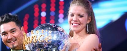 """Quoten: Mehr als fünf Millionen Zuschauer sahen """"Let's Dance""""-Finale – """"Die Chefin"""" erfolgreich, Spielfilme bei ProSieben und Sat.1 schwach – Bild: RTL/Stefan Gregorowius"""