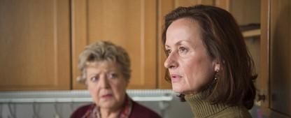 """""""Lindenstraße"""": Anna Ziegler kehrt zurück – Irene Fischer nach 1 1/2 Jahren wieder dabei – Bild: WDR/Mahner"""