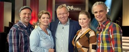 """""""Lindenstraße""""-Crossover mit Bernd Stelter – Gastauftritte in der ARD-Soap und im """"NRW Duell"""" – Bild: WDR/Max Kohr"""
