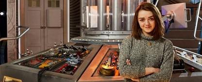 """Einmal Doctor Who sein: BBC stellt Motive für Videokonferenzen zur Verfügung – Von """"Doctor Who"""" bis """"Top of the Pops"""": Bekannte Kulissen als Hintergrundbild wählen – Bild: BBC"""