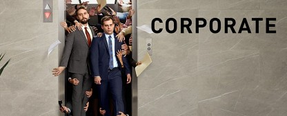 """""""Corporate"""": Comedy Central mit Deutschlandpremiere – Neue US-Comedy aus der skurrilen Welt der Großkonzerne – Bild: Comedy Central"""