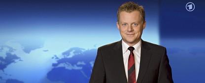 """Marc Bator wechselt von der """"Tagesschau"""" zu Sat.1 – Nachfolger von Anchorman Peter Limbourg steht fest – Bild: NDR/Holde Schneider"""