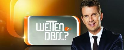 """""""Wetten, dass..?"""" weiter auf Quoten-Talfahrt – ZDF-Show erreicht neuen Negativrekord – Bild: ZDF/Alexander Babic/Brand New Media"""