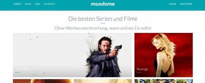 [UPDATE] maxdome schließt seine Pforten – On-Demand-Portal verschwindet im Sommer