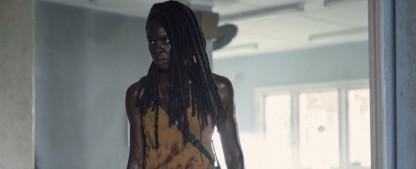 """""""The Walking Dead"""" enthüllt """"Michonnes Weg"""" – Review – Unser Recap zur 13. Episode der zehnten Staffel – Bild: AMC"""