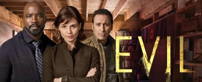 """""""Evil"""": Das neue """"Akte X"""" für unsere Zeit? – Review – Katja Herbers und Mike Colter brillieren zwischen Horror und Wissenschaft – Bild: CBS"""