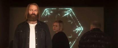 """""""Devs"""": Trailer zur düsteren Miniserie mit Nick Offerman (""""Parks and Recreation"""") – High-Tech-Thriller von """"Ex Machina""""-Macher Alex Garland – Bild: FX/Hulu"""