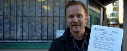 """7 Deadly Sins"": Neue Doku-Reihe von Showtime ab August – Morgan Spurlock wirft schrägen Blick auf die Todsünden – Bild: CNN"