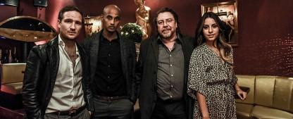 """""""Nachtschicht"""": ZDF dreht 15. Teil der Krimireihe – Armin Rohde und Co. ermitteln im Rotlichtmillieu – Bild: ZDF/Marion von der Mehden"""