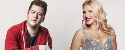 """""""Das Supertalent"""": Chris Tall und Evelyn Burdecki verstärken die Jury – """"Let's Dance""""-Duo Hartwich/Swarovski mit weiterer Doppelmoderation – Bild: TVNOW"""