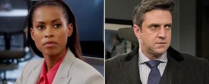 """Kearran Giovanni (""""Major Crimes"""") und Raúl Esparza (""""Law & Order: SVU"""") in NBC-Pilot – Psychothriller von """"The Path""""-Schöpferin – Bild: TNT/NBC"""