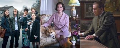 """Netflix-Highlights im November: """"The Crown"""", """"Wir sind die Welle"""" und """"The Irishman"""" – Streaming-Dienst läutet Weihnachtszeit ein – Bild: Netflix"""