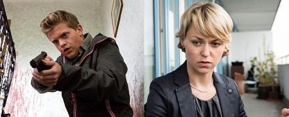 """Zwei neue Gesichter für den Münchner """"Tatort"""" – Ferdinand Hofer und Lisa Wagner verstärken Ensemble – Bild: BR/Denise Vernillo"""