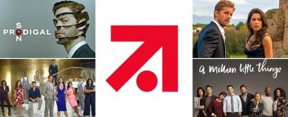 """Neu bei ProSiebenSat.1: """"A Million Little Things"""", """"Prodigal Son"""" und mehr – Senderkette gewährt Ausblick auf 2020 – Bild: FOX, ABC, CBS"""