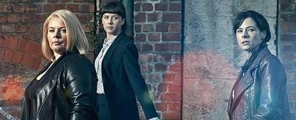 """ZDFneo zeigt britisches Cop-Drama """"No Offence"""" von """"Shameless""""-Schöpfer – """"Getting On""""- und """"Broadchurch""""-Darsteller in Hauptrollen – Bild: Channel 4"""