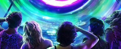 """""""Now Apocalypse""""-Review: Sex, Slacker, Stoner und Aliens in LA – Review – Comedy um vier freizügige Freunde und den Weltuntergang bleibt überraschend niveauvoll – Bild: Starz"""