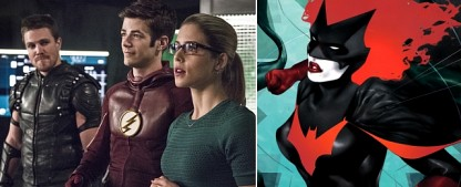 "Termine für ""The Flash""/""Arrow""/""Supergirl""-Crossover stehen fest – Ruby Rose taucht als Batwoman in Gotham City auf – Bild: The CW/DC Comics"