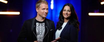 """""""Pocher – gefährlich ehrlich!"""" lässt als erste Show wieder Studiopublikum rein – 30 Personen pro Ausgabe live in RTL-Late-Night-Show – Bild: TVNOW / Stefan Gregorowuis"""